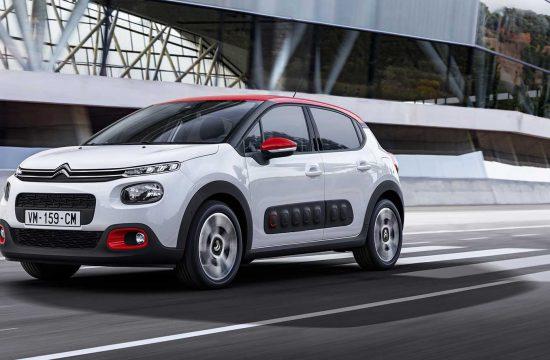 """Nouvelle Citroën C3 : le nouveau visage """"jeune"""""""