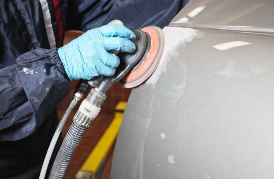 Que faire en cas de rayure sur votre carrosserie ?