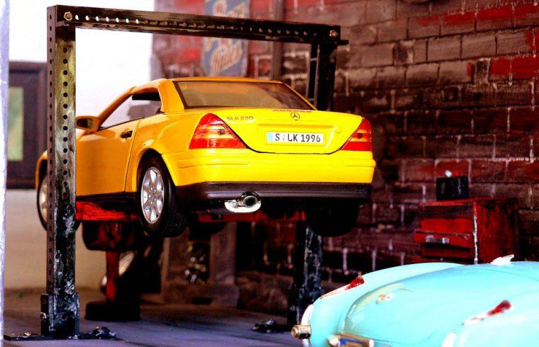 Comment trouver un garage à qui confier sa voiture ?