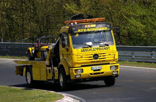 Tout savoir du dépannage en cas d'accident