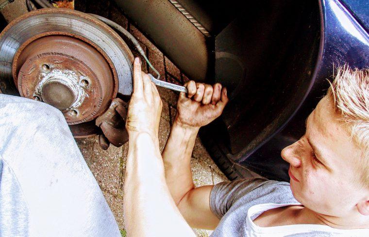 Mode d'emploi pour demander une réparation automobile