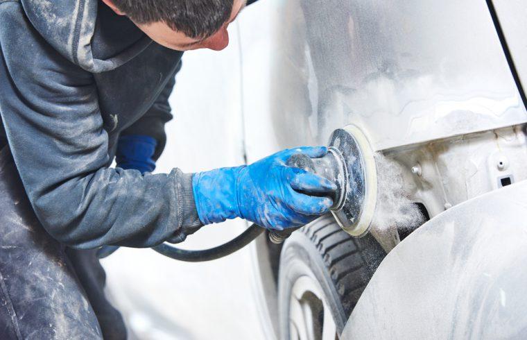 Réparations de carrosserie