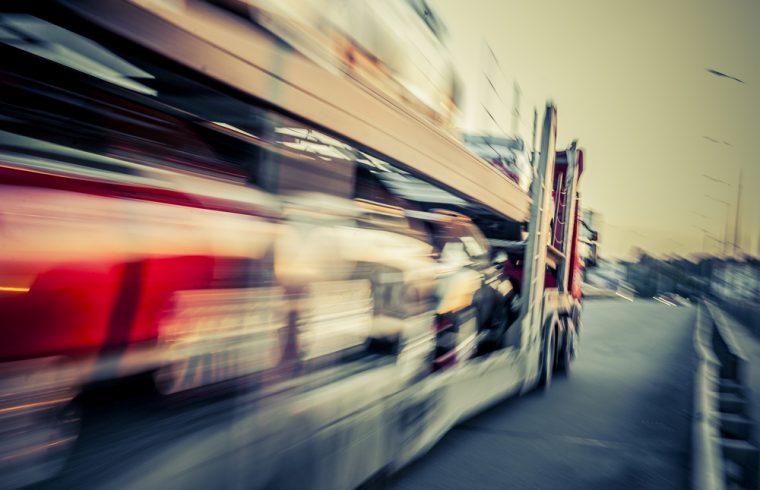 Convoyage auto