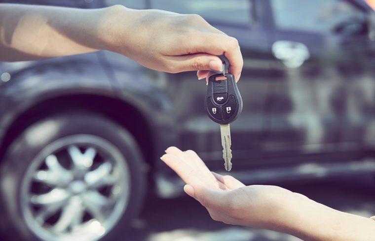 Comment vendre une voiture d'occasion