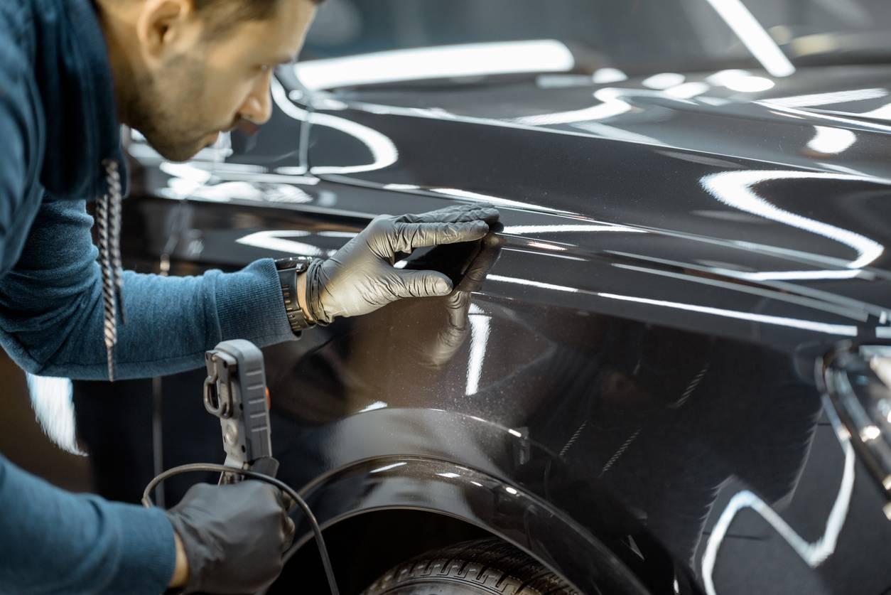 Comment protéger une peinture de carrosserie ?