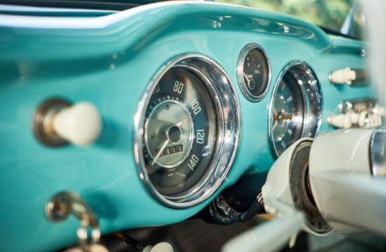 Les étapes clés de la restauration de voiture ancienne