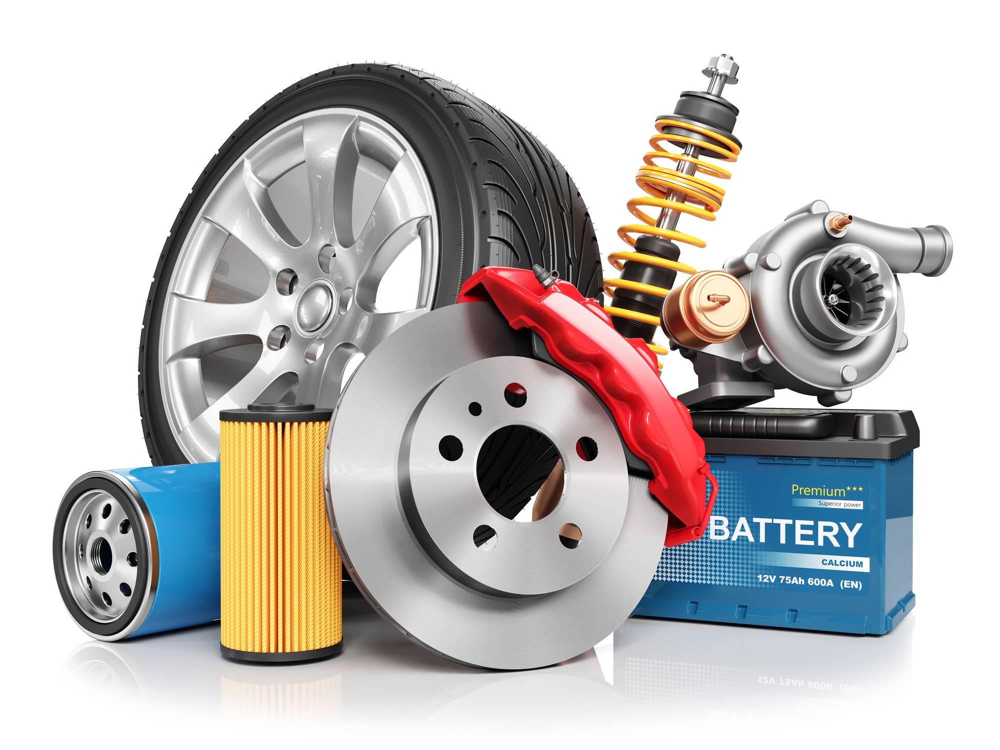 Quelles sont les pièces détachées auto les plus demandées ?