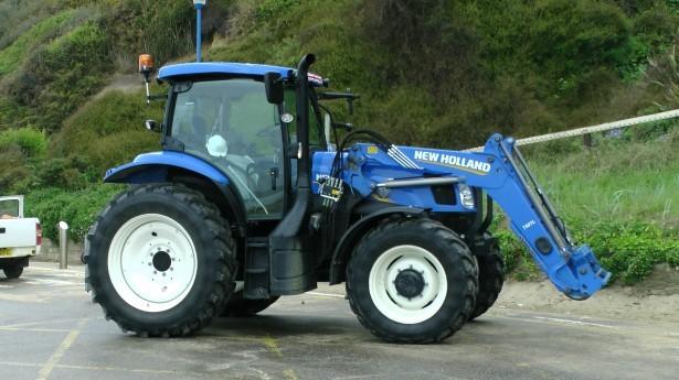 pare-brise-tracteur