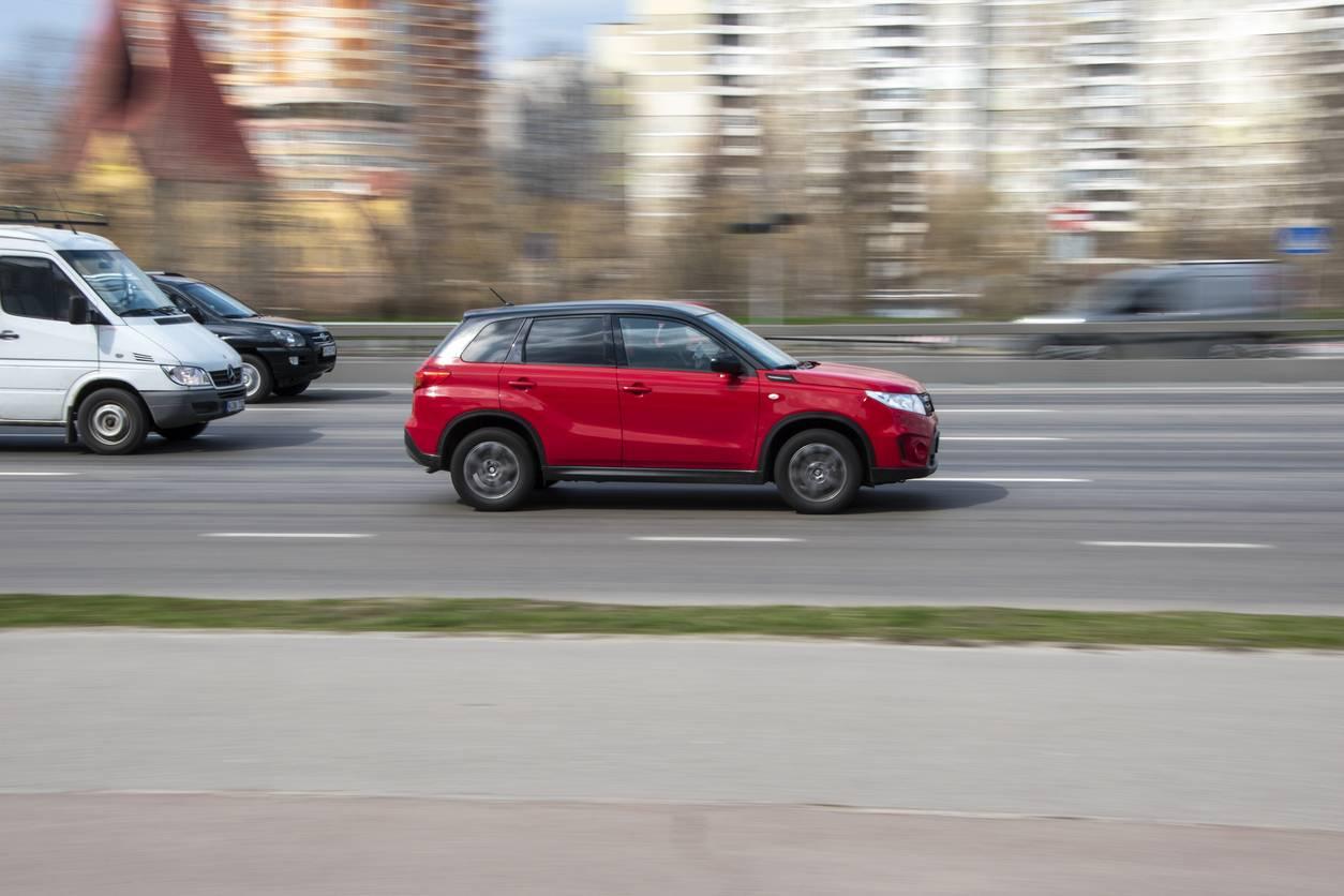 SUV Suzuki hybride : quelles sont ses qualités ?